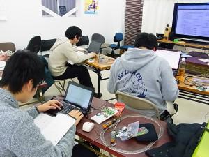 大阪 日本橋 志塾 STM32ディスカバリを使ってマイコン制御入門  講習会