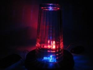 電子工作マガジン2008年第1号掲載 LEDチカチカフラッシャー