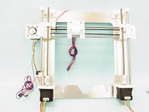 3Dプリンタ RepRap atom の製作  Xフレーム