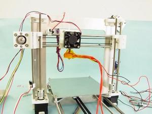 3Dプリンタ RepRap atom のYベースの製作