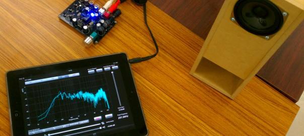共立電子 WP-7608BHの特性を簡易測定